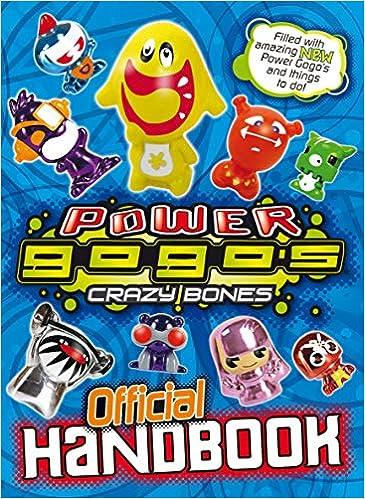 Descargar Torrent La Llamada 2017 Power Gogo's - Crazy Bones Official Handbook Ebook Gratis Epub