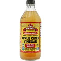 Bragg Organic Raw Apple Cider Vinegar - 473 ml