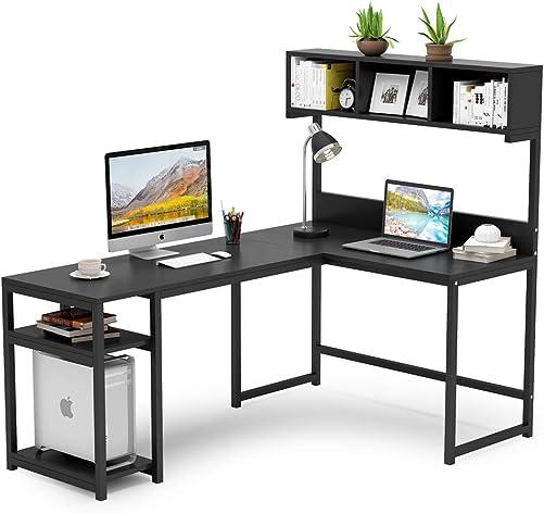 Tribesigns L-Shaped Desk