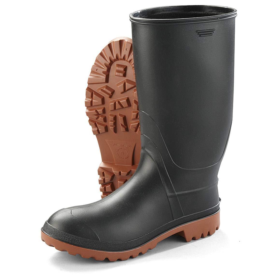 63742aec0d3 Kamik Men's Ranger Rubber Boots