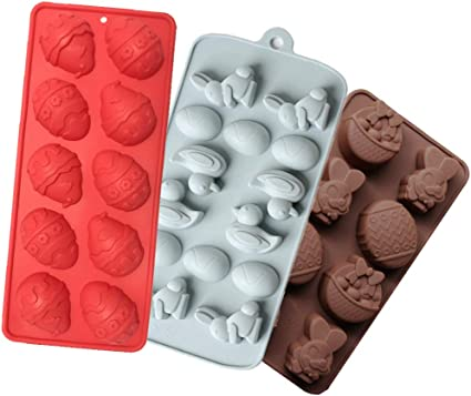 Lobster A 2PC Car Chocolate Ice Tray Ice Cream Mold,Cookie Muffin Baking Mould Pan Easter DIY Silicone Cake Mold,Cute Penguin