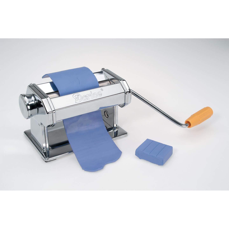 Bulk Buy: Darice DIY Crafts Studio 71 Polymer Clay Press/Pasta Machine for Clay 150mm (3-Pack 97340 by Darice (Image #1)