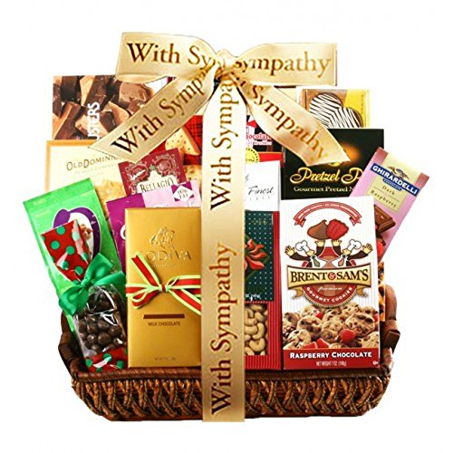 Kosherline Thinking of You Sympathy Kosher Gift Basket