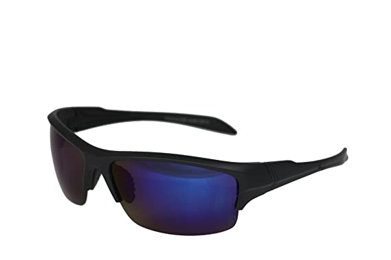 Polarized Polarisiet Sonnenbrille Sport Motorrad Biker Rad Brille Etui Gxs100 (blau) jeNMWXV