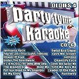 Party Tyme Karaoke - Oldies 4 (16-song CD+G)