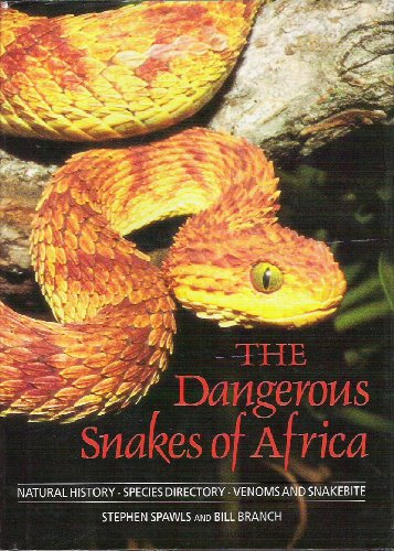 Dangerous Snakes of Africa: Natural History - Species Directory - Venoms and Snakebite - Branch Bites