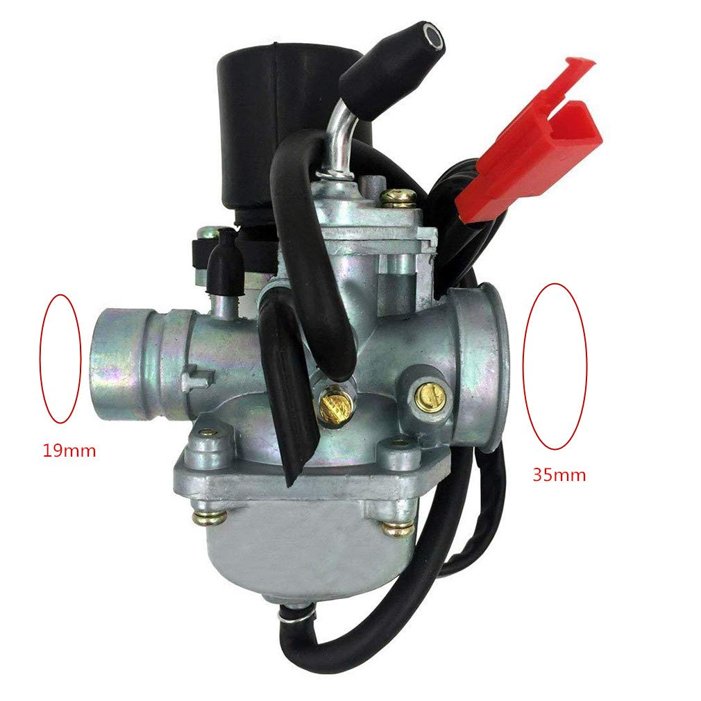 Atv,rv,boat & Other Vehicle Back To Search Resultsautomobiles & Motorcycles Clever Pz19 19 Mm Cable Choke Carburetor Carb 70 90 100 110 125cc Atv Quad Dirt Bike Quality And Quantity Assured