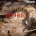 Der Hobbit Hörbuch von J.R.R. Tolkien Gesprochen von: Gert Heidenreich