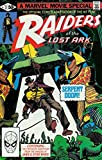 #6: Raiders of the Lost Ark #2 FN ; Marvel comic book
