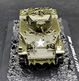 FloZ WWII American M5A1 1/72 Finished Model Tank