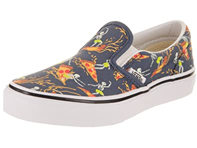 vans slip on pizza