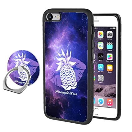 Amazon.com: Honeybee iPhone 7 8 Funda con soporte de anillo ...