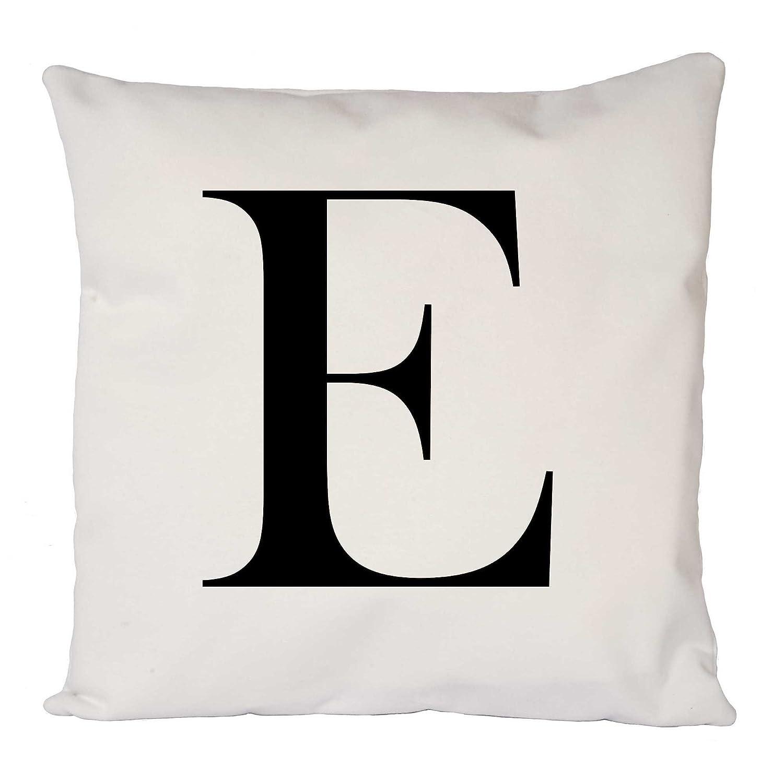 Scrabble Alphabet Letter-E Cushion Cover Home Sofa D/écor Pillow Case