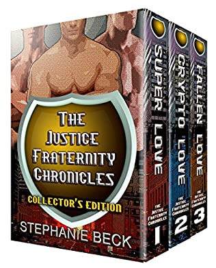 book cover of The Justice Fraternity Chronicles Box Set