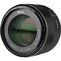 MEKE 85mm F1.8 Full Frame Auto Focus Lens for Canon EOS EF Mount Digital SLR Cameras