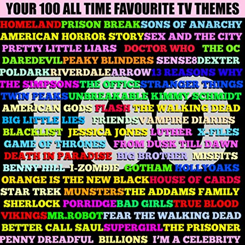 Your 100 All Time Favourite TV...