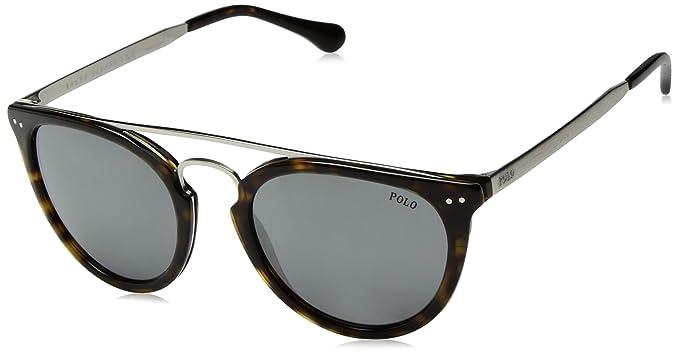 Polo Ralph Lauren PH4121 Sonnenbrille Schwarz glänzend 500171 51mm 4bQFqJRrhV