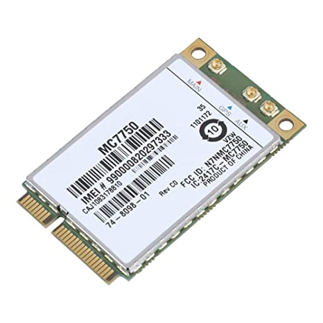 Tarjeta WiFi, 3G HSPA WWAN Tarjeta de Red Mini PCI-E WiFi ...