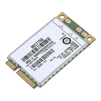 Tarjeta WiFi, 3G HSPA WWAN Tarjeta de Red Mini PCI-E WiFi Tarjeta ...