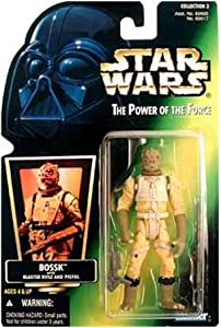 Figura Star Wars Power of the Force Bossk