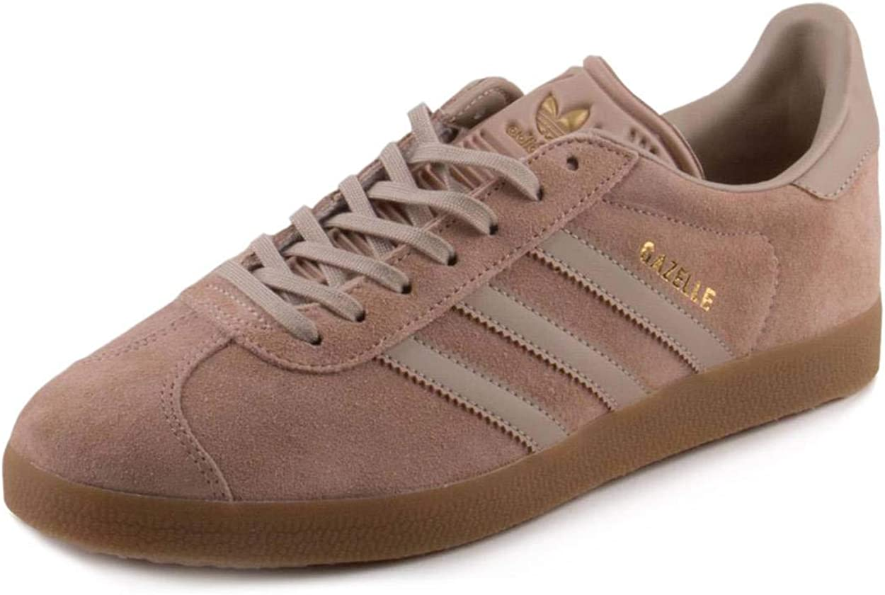 brown adidas shoes
