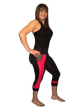 250185 capri para dama. Pantalon corto en alta calidad. Ropa deportiva  femenina edcde3efd14a