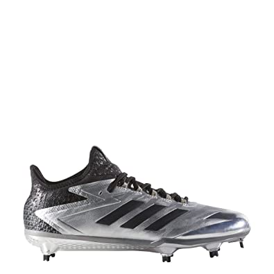 f7680c7d579 adidas Adizero Afterburner 4 Faded Cleat - Men s Baseball 8.5 Gold  Metallic Core Black