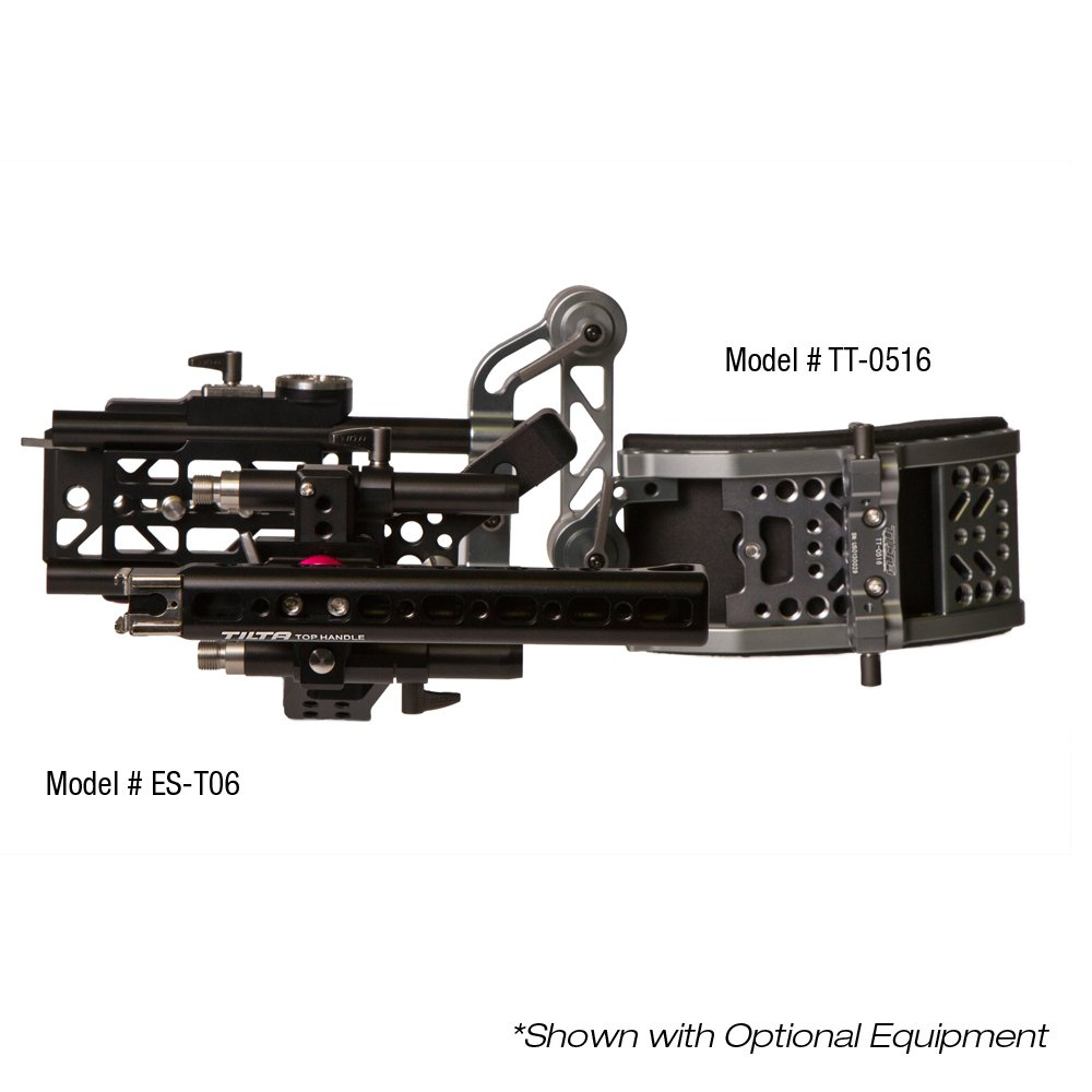 Ikan MB-T06 Tilta 6 x 6 Carbon Fiber Matte Box Black