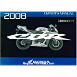 2008 honda cbr600rr owners manual download