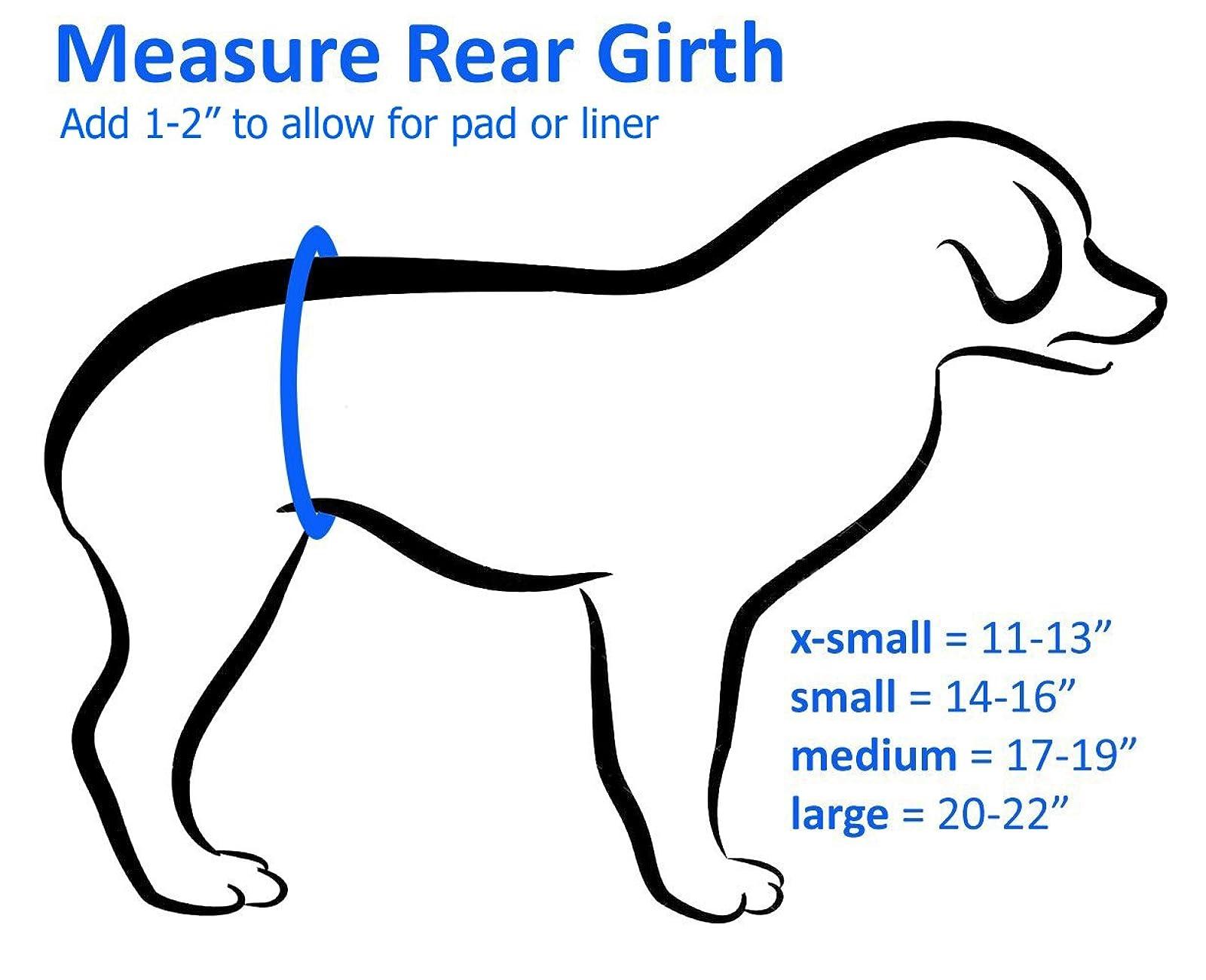 Cuddle Bands Premium Belly BandMale Dog Training - 2