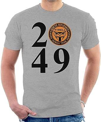HONGRONG Mens The Last Alien Unique Design Tshirt Fashion Tee
