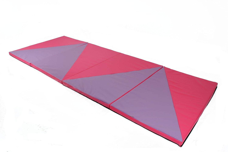Goutime Tapis dentra/înement Pliable-pour Gymnastique//Pil/âtes//Yoga//Fitness-Choix de Couleurs