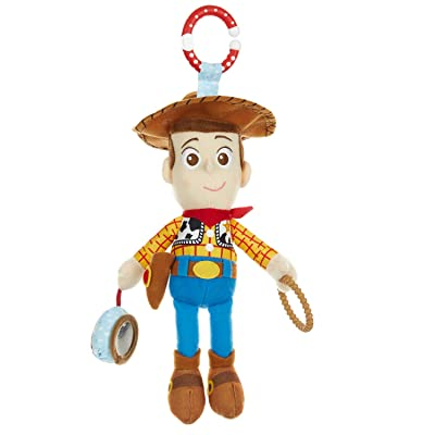Disney Baby Toy Story Woody On The Go Activity Toy : Toys & Games