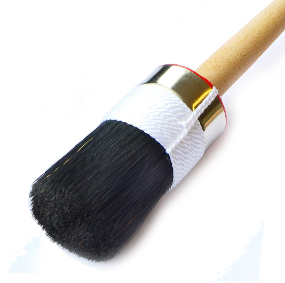 Rotix de 93816/profesional de pinceles y Ring Di/ámetro 45/Mm Tama/ño 12/ |schwarze cerdas Pincel Redondo pintor