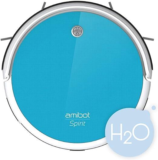 AMIBOT Spirit H2O - Robot aspirador y limpiador: Amazon.es: Hogar