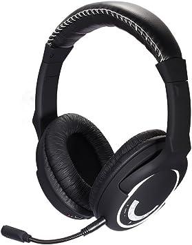 HUHD? HW-399M - Auriculares de Diadema inalámbricos para Xbox 360, Xbox One, PS4, PS3, PC, con micrófono Desmontable (2,4 GHz): Amazon.es: Electrónica