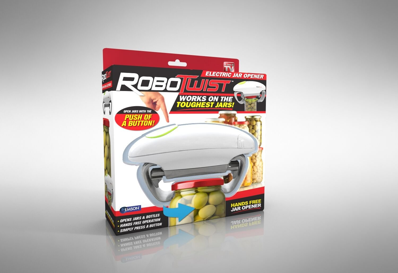 Amazon Robotwist 1014 Robo Twist The Hands Free Easy Open As