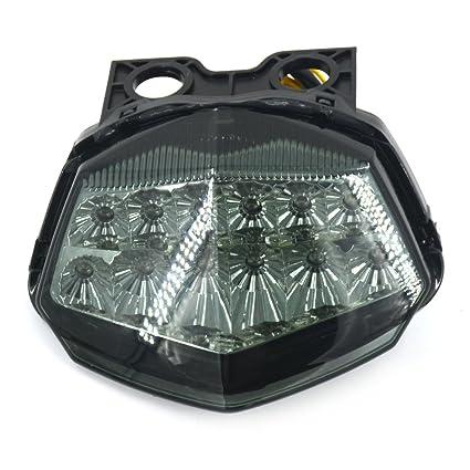 Luz Trasera LED Xin para Freno Trasero, para Kawasaki Ninja ...