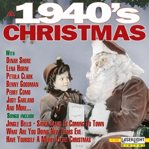 Various Artists - A 1940's Christmas - Amazon.com Music