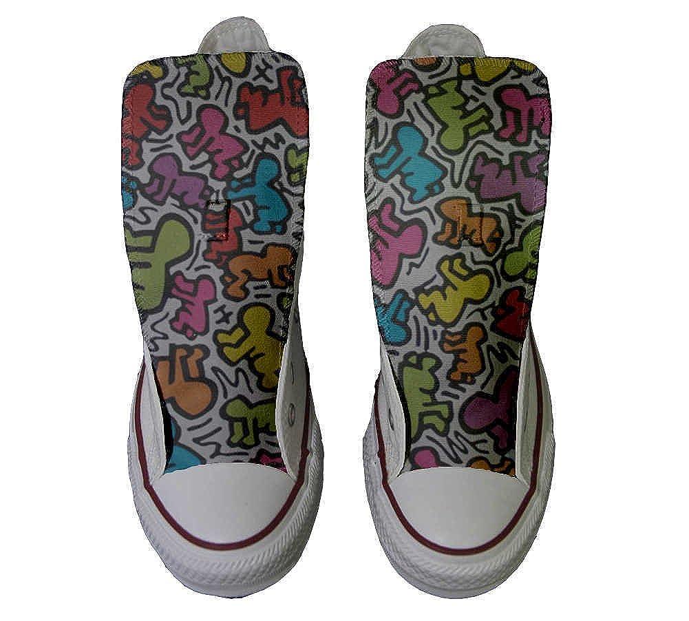 Converse All Star personalisierte Schuhe Schuhe Schuhe - Handmade schuhe - Leben stilizzato 221958