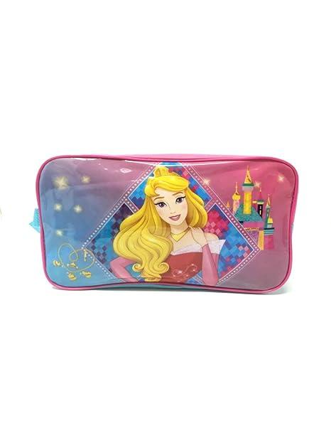 Les Princesses Disney - Bolsa de aseo Niñas rosa/azul Talla ...