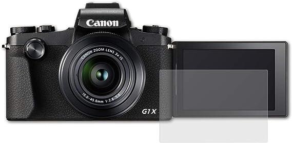 Atfolix Panzerfolie Kompatibel Mit Canon Powershot G1 X Kamera