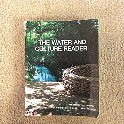 The Water and Culture Reader