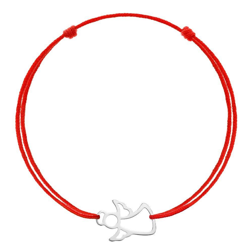 Crystal Kabbale Unisexe Bracelet Bracelet porte-bonheur rouges Ficelle d amitié  Cadeau  Amazon.fr  Bijoux cb53a189c618