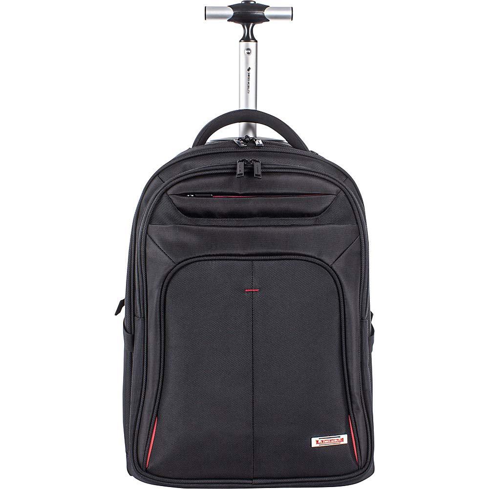 Swiss Mobility Bags APPAREL ユニセックスアダルト B07NFB6ZSW ブラック