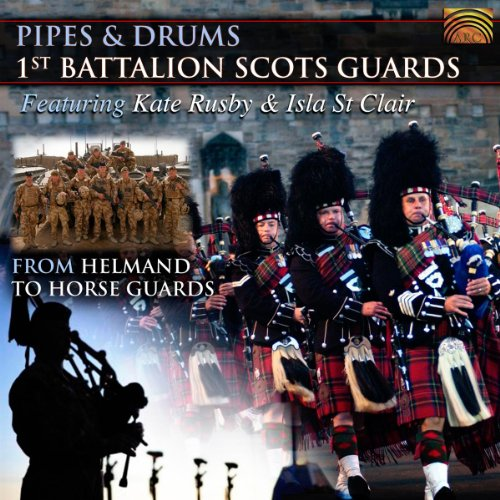 Pipes & Drums: From Helmand to Horse - St Stores Clair