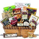 Healthy Gift Basket - Deluxe