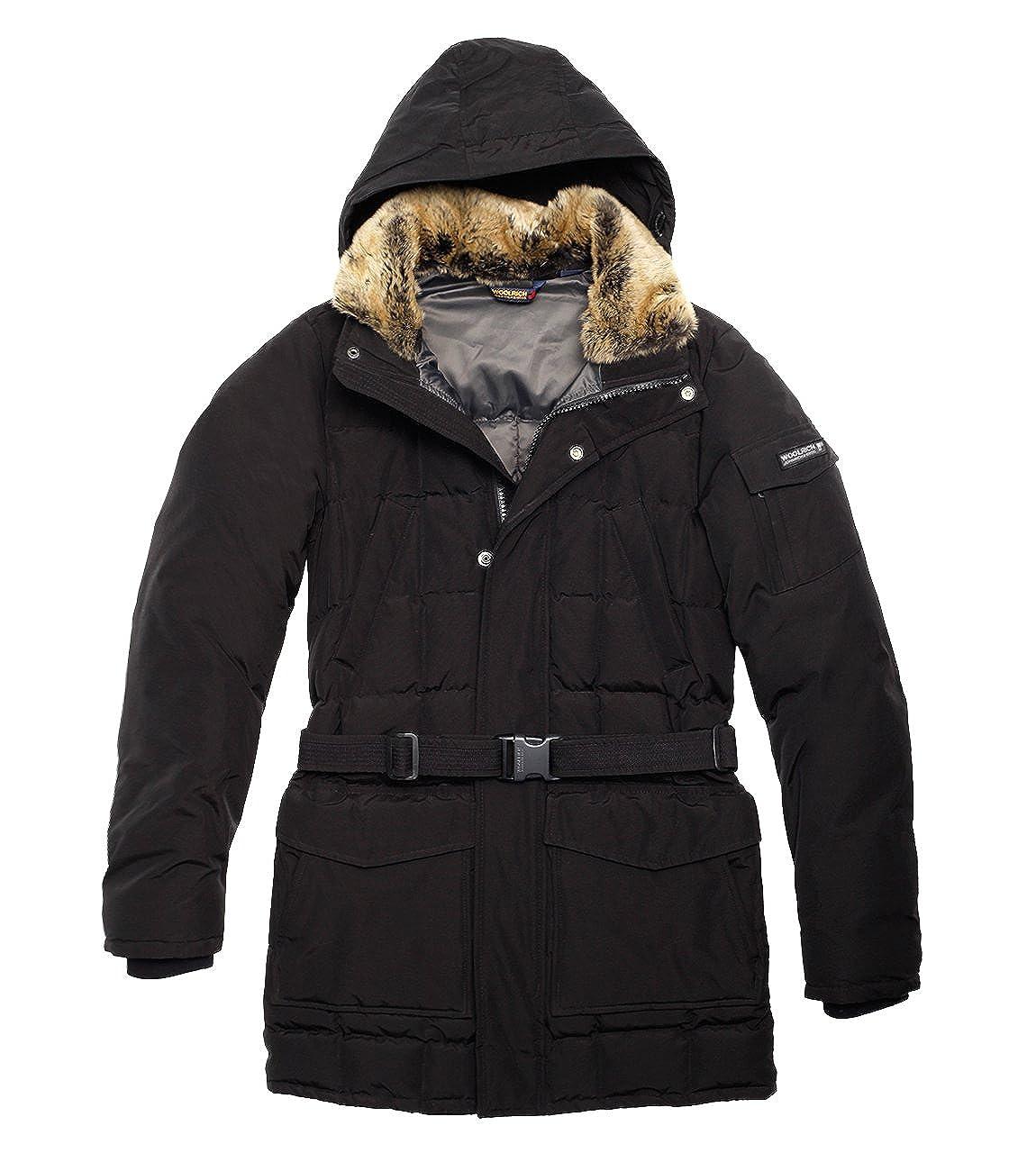 Woolrich - para hombre Chaqueta de invierno (Blizzard) con ...