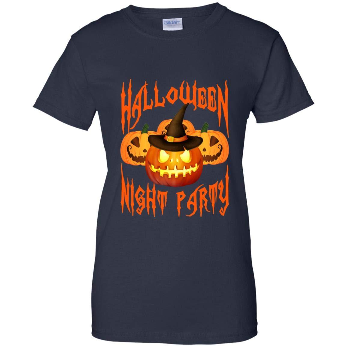 Halloween Night Party T Shirt