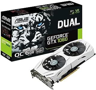 ASUS DUAL GeForce GTX 1060 OC Edition 6GB GDDR5 192BIT DVI 2xHDMI 2xDP Ekran Kartı